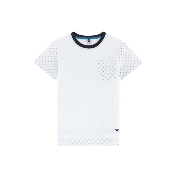 740c8e3f1ed Armani Junior T-Shirt - ARMANI JUNIOR - Smith   Caughey s - Smith and  Caughey s