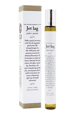 'Jet Lag' Pulse Point Oil