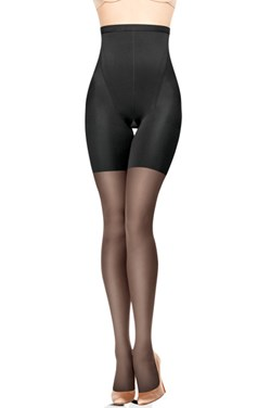 'In-Power Line' Super-High Shaping Sheer Tights